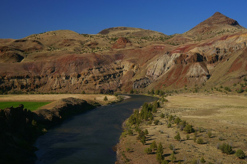 John Day River and Sand Spring Butte 398 sf.jpg