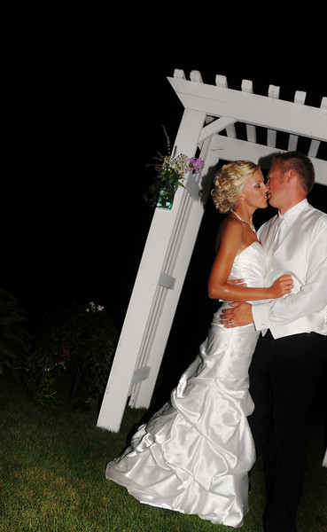 Carrie n' Chad Wedding Day