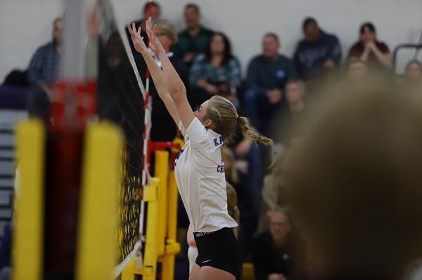 Volleyball JV vs Delton-Kellogg - KCHS - 10/23/18