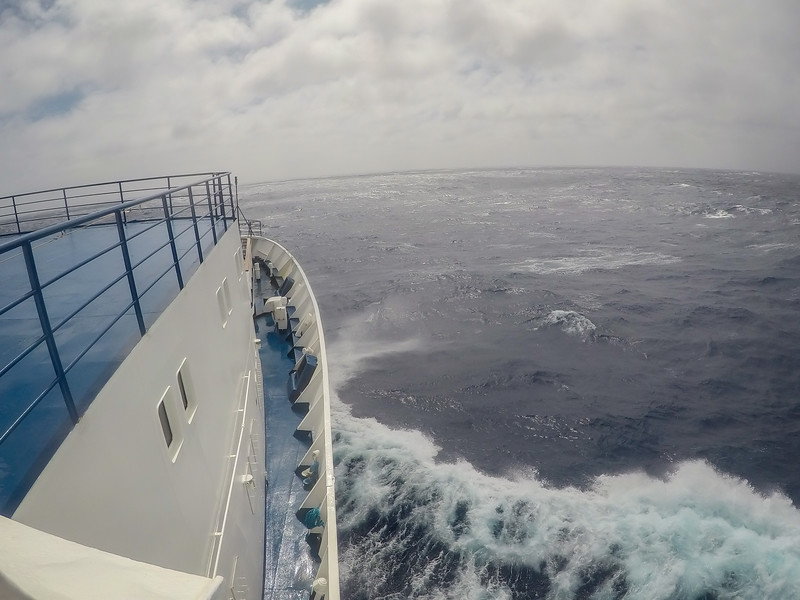 Drake Passage Crossing