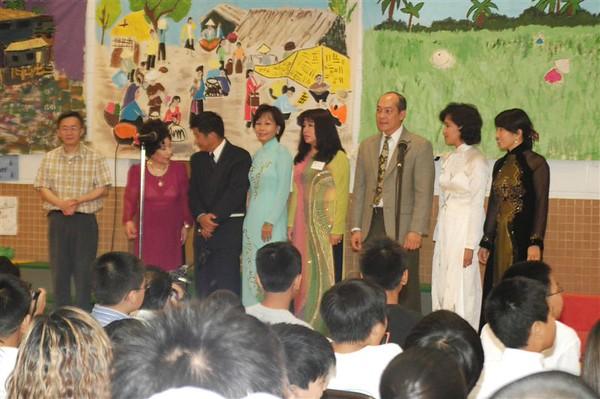 VYEA 2005 Graduation
