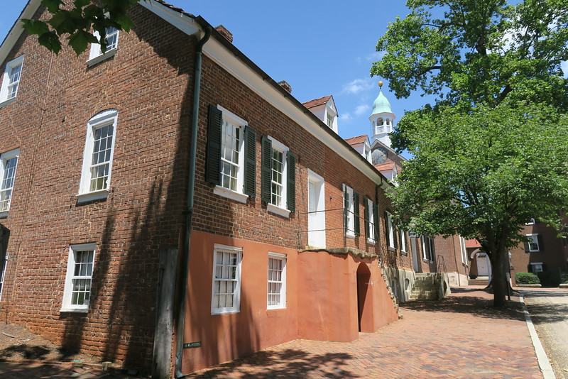 Inspector's House (ca. 1810)
