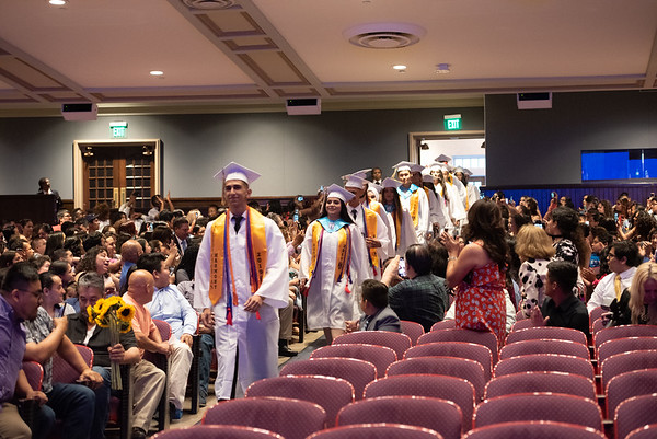 2019 Senior Graduation
