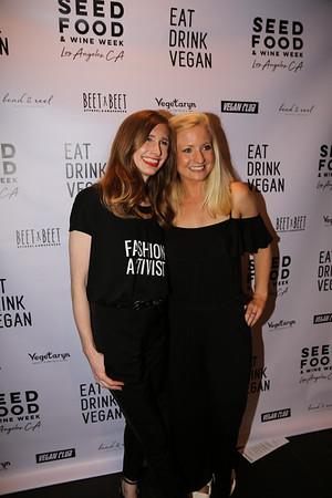 180523  Eat Drink Vegan - Seed Food Wine Week