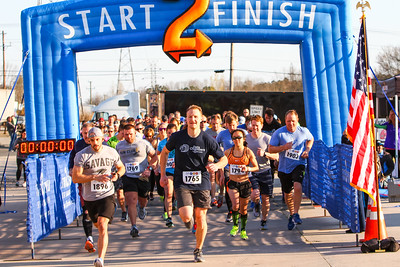 2017 March - Cabarrus County United Way 5K & 0.00K