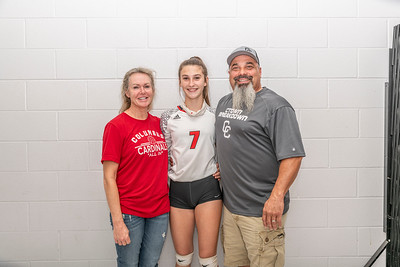 2020 Volleyball Parents Night