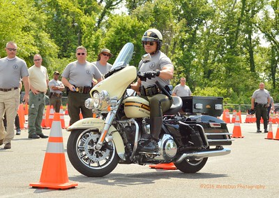 2016 Music City Police Motorcycle Rodeo