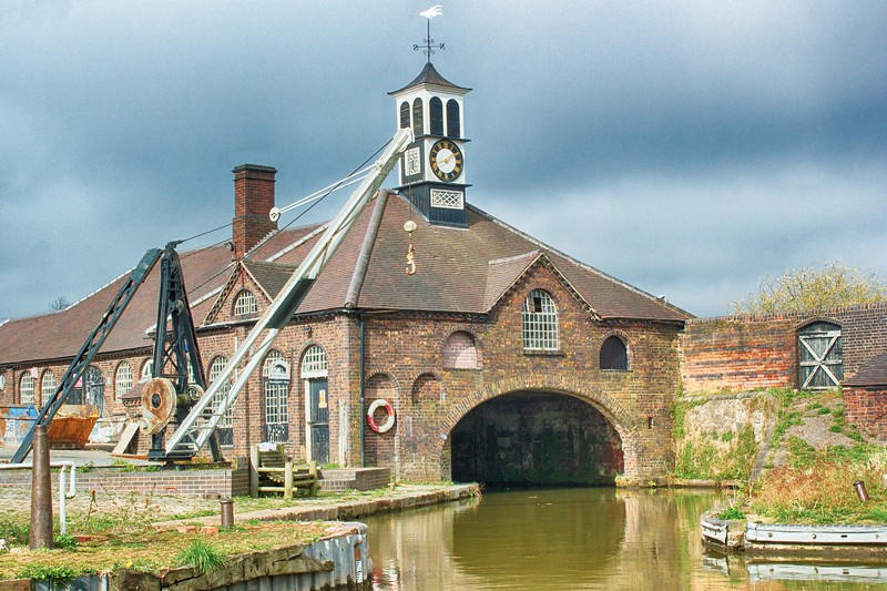 Coventry Canal – Hartshill