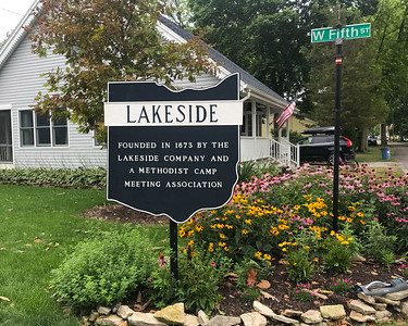 August 1-8, 2020. Lakeside, by Marblehead, on Lake Erie.