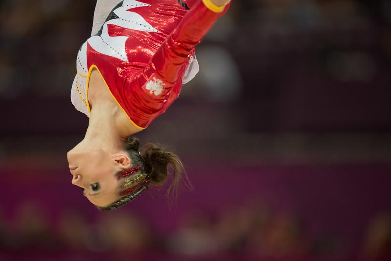 __02.08.2012_London Olympics_Photographer: Christian Valtanen_London_Olympics__02.08.2012_D80_4577_final, gymnastics, women_Photo-ChristianValtanen