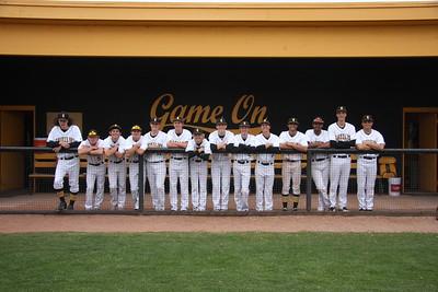 2016 Galena Varsity Baseball