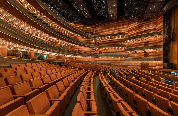 Utah Performing Arts Center - Eccles Theater
