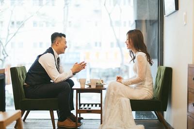 Pre-wedding | Kevin + Cynthia
