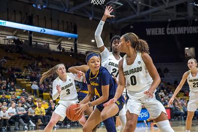 CU - Women's Basketball - 2018
