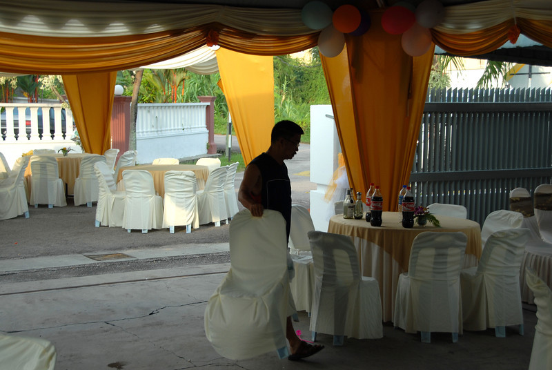 November 16, 2008 - Vincent & Crystal's Wedding @ Muar
