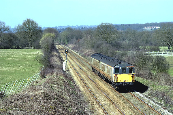 15th March 2003: Surrey, Kent and Essex