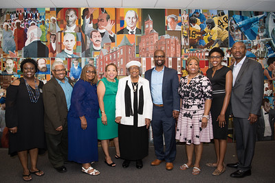 Reception for Dr. Willie Griffin
