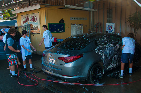 Car Wash for Aaron