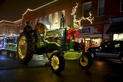 Plattsburg Christmas Parade and Church Bazaar