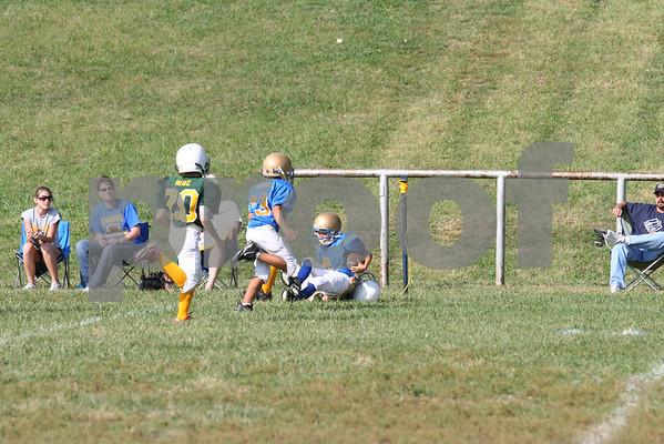 LLF-JR-Concordia Lions vs Higginsville Blue 10-6-07 Part 1 of 2