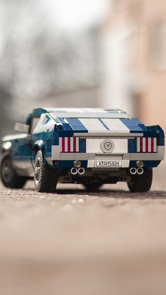 10265 - Mustang Sally