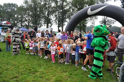 Sterke Peer triatlon 2011 - Kids run