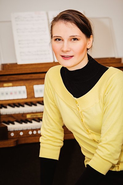 Sofija - musician headshots