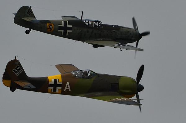 Aircraft: Luftwaffe Day