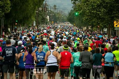 M2B 2019 Full Marathon - The Start & Mile 6