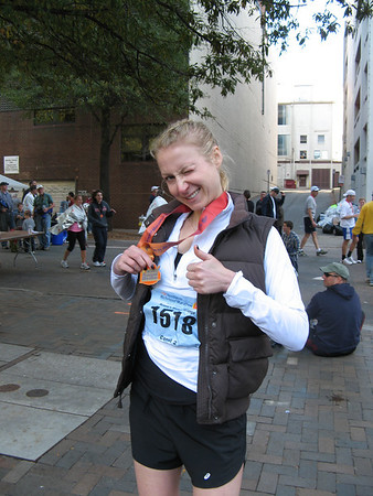 Nora Runs Richmond 2010