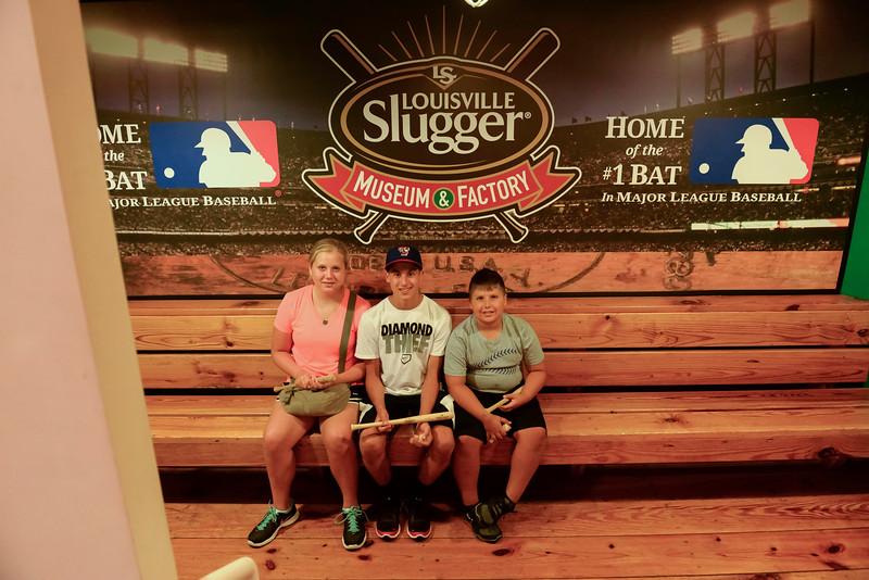 2015-07-14 Family Vacation - Louisville Slugger Museum 007.jpg