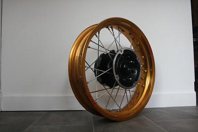 Africa Twin Wheels