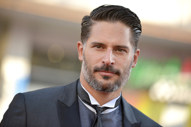 """. Joe Manganiello arrives at the Los Angeles premiere of the 7th and final season of \""""True Blood\"""" at the TCL Chinese Theatre on Tuesday, June 17, 2014. (Photo by Richard Shotwell/Invision/AP)"""