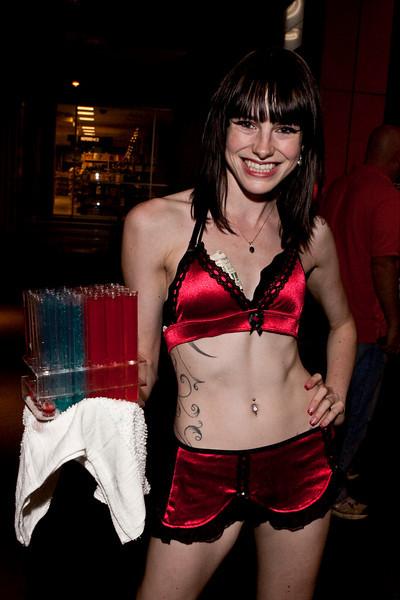 #3 Backstage Pass at Angels Rock Bar, 8/21/09