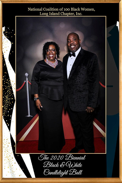 2020 Biennial Black & White Candlelight Ball (1/11/20)