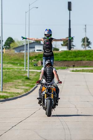 5-3-14 Lincoln Stunt Riding