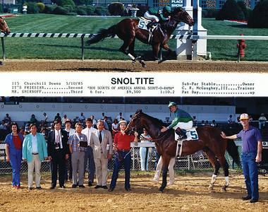 SNOLTITE - 5/10/1985