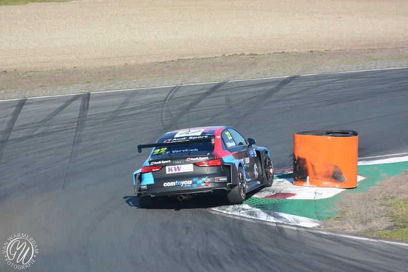 Frederic Vervisch (Fra), Audi RS3 LMS