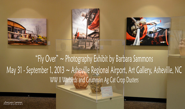 Fly Over - May 31-September 1, 2013