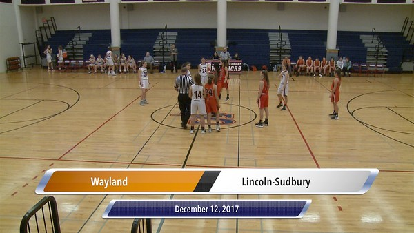 Lincoln-Sudbury JV Girls