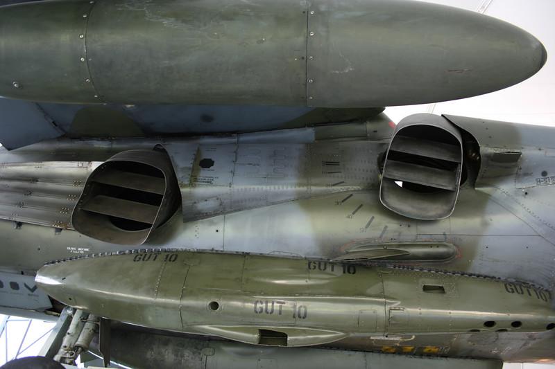 "Hawker-Siddely Harrier ""jump jet."""