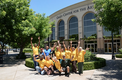 Modesto Downtown Streets Team - June 20, 2019