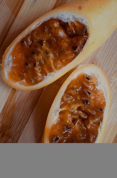 Banana passion fruit