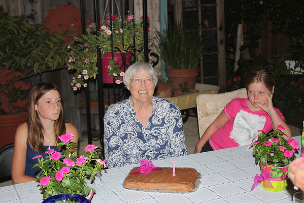 San Diego- 2012 Mom and Anns birthday