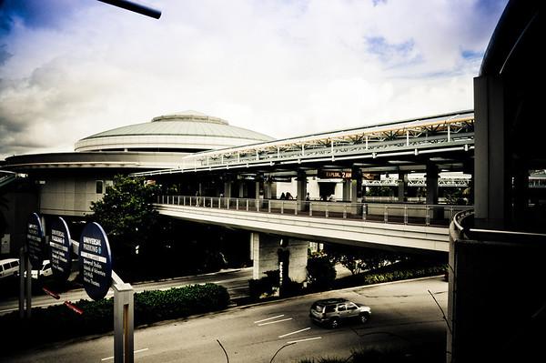 Universal Studios, Orlando.