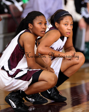 UGHS V Basketball 12-11-12
