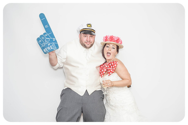 Andraya + Brett Wedding Photobooth