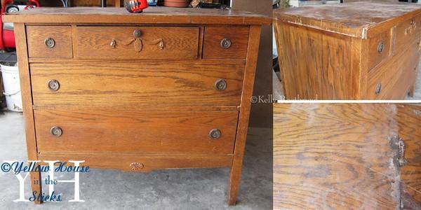 Grandpa's Dresser