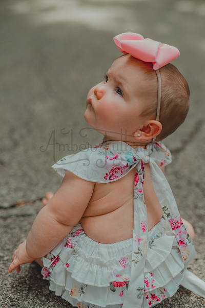 Everly 6 Month