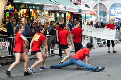 NYC DANCE PARADE 2013